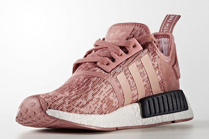 Adidas Nmd R1 Raw Pink By9648 Wmns 1