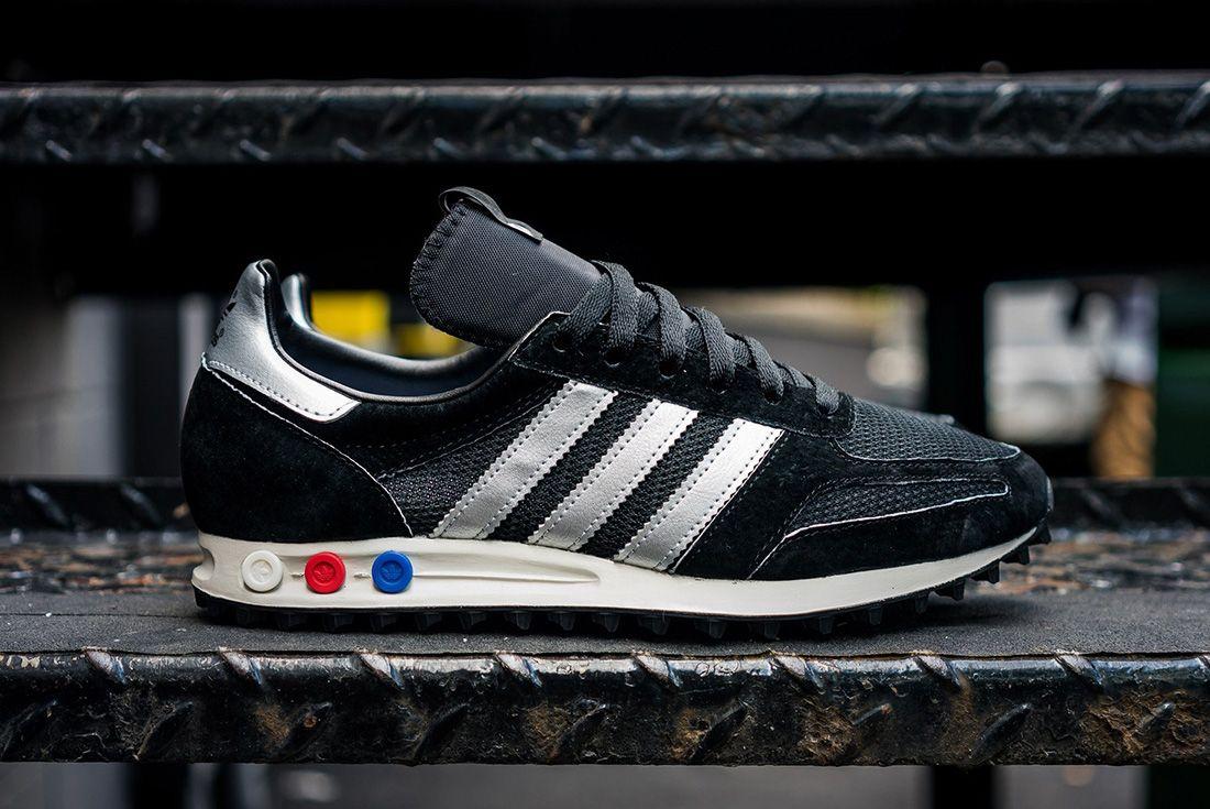 Adidas Consortium La Trainer Og Mig Black Silver17
