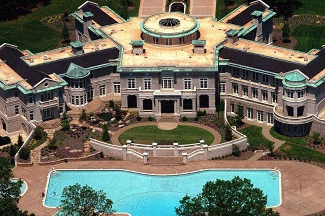 Rick Ross Buys Georgia Mansion