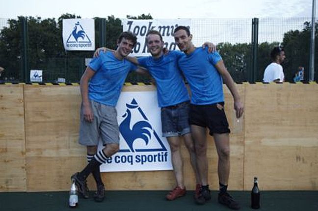 Le Coq Sportif Bike Polo 2 1