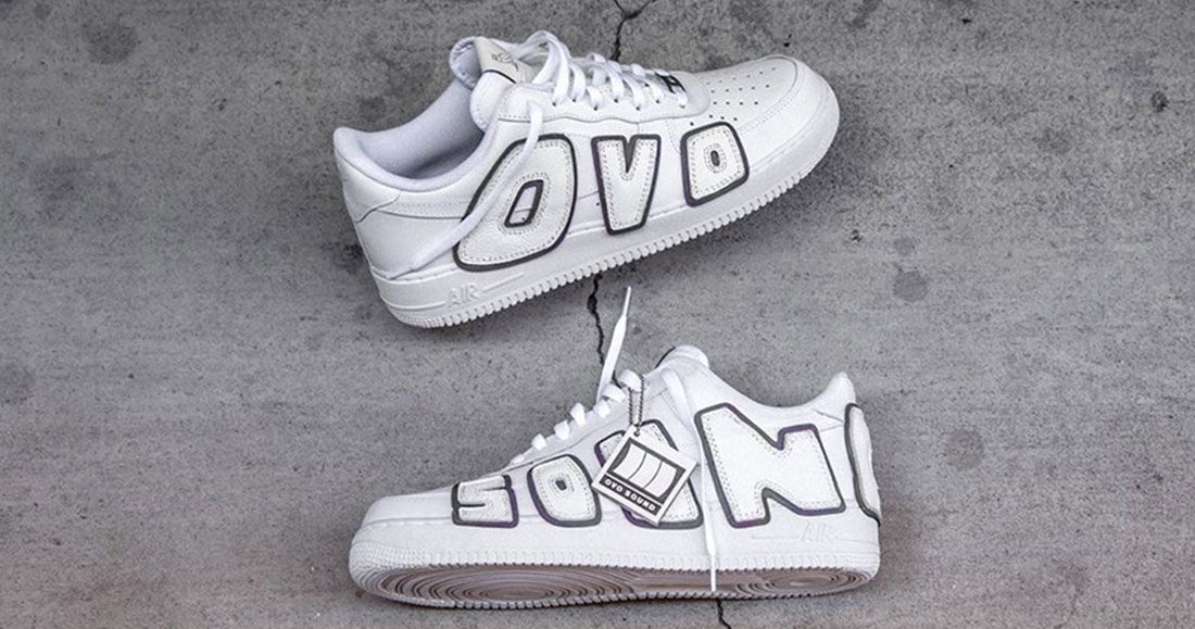 Air Force 1 'OVO Sound' - Sneaker Freaker