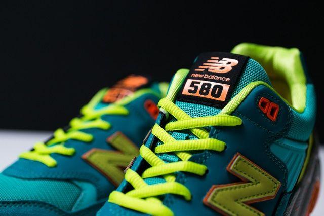 New Balance 580 Neon Pack 9