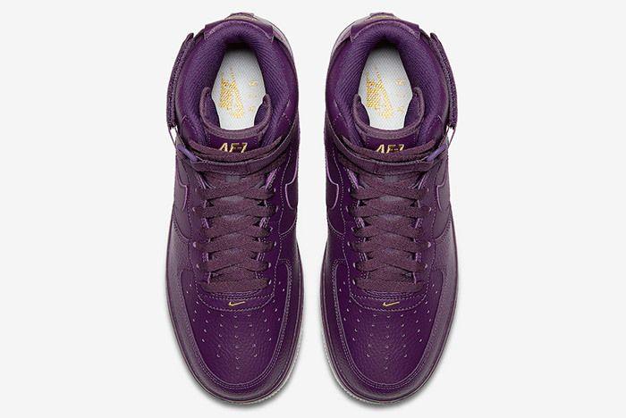 Nike Air Force 1 High Purple 315121 500 3