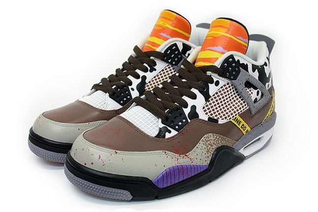 Air Jordan 4 Rorschach 4 1