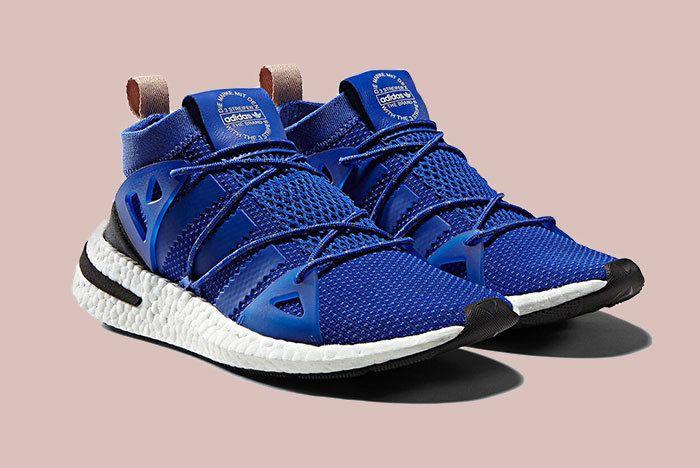 Adidas Arkyn Hi Res Blue 1