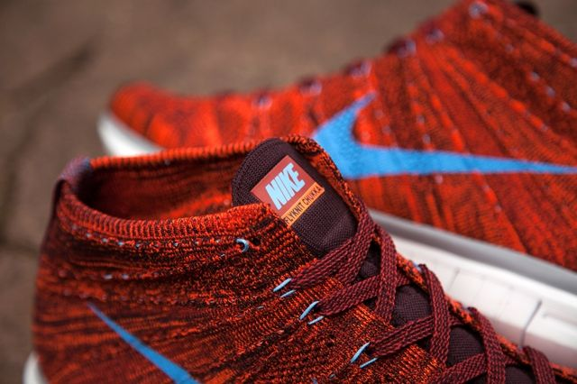Nike Free Flyknit Chukka October Releases 4