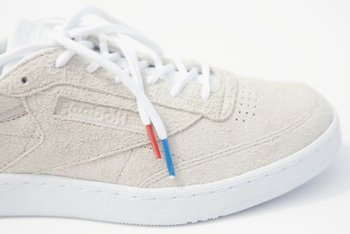 Billys X Reebok Club C 85 Tricolore3