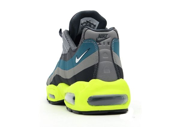 Nike Air Max 95 Medium Base Grey Volt 2