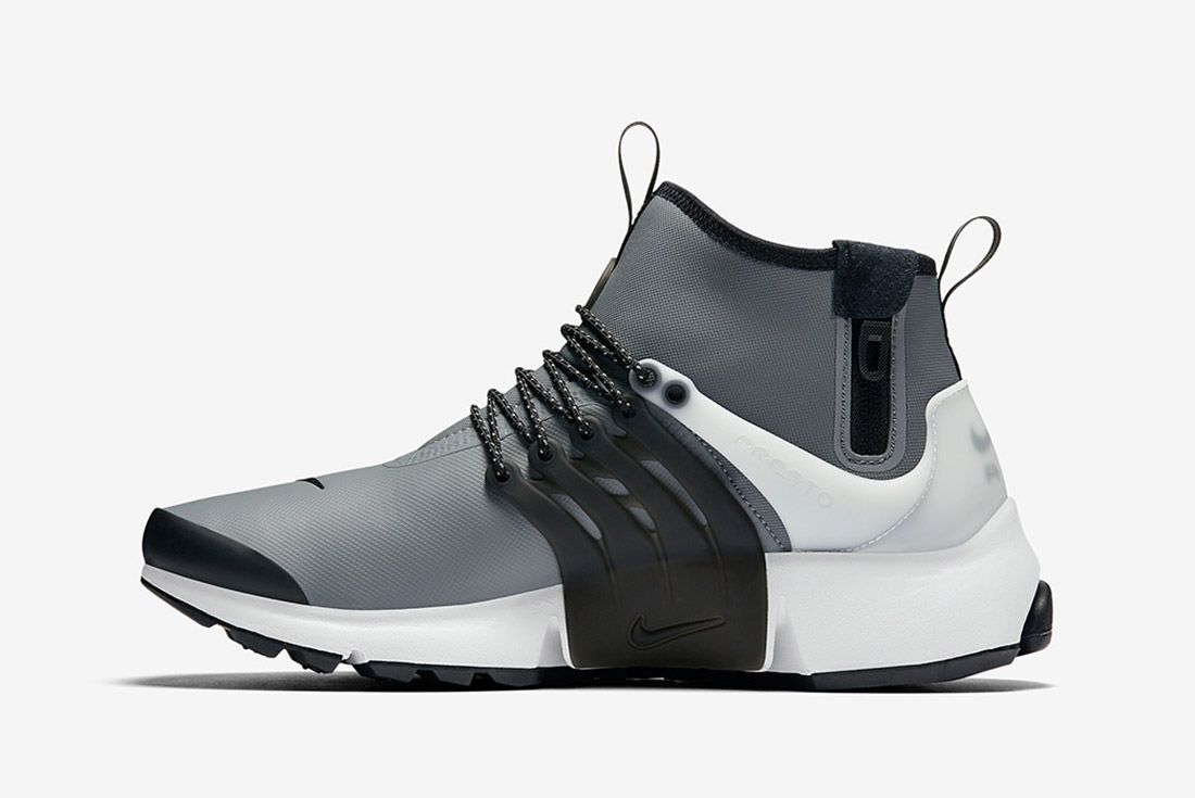 Nike Air Presto Utility Mid Cool Grey 3