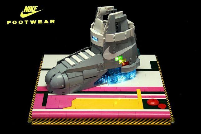 Lego Nike Mcfly Mag 1 1