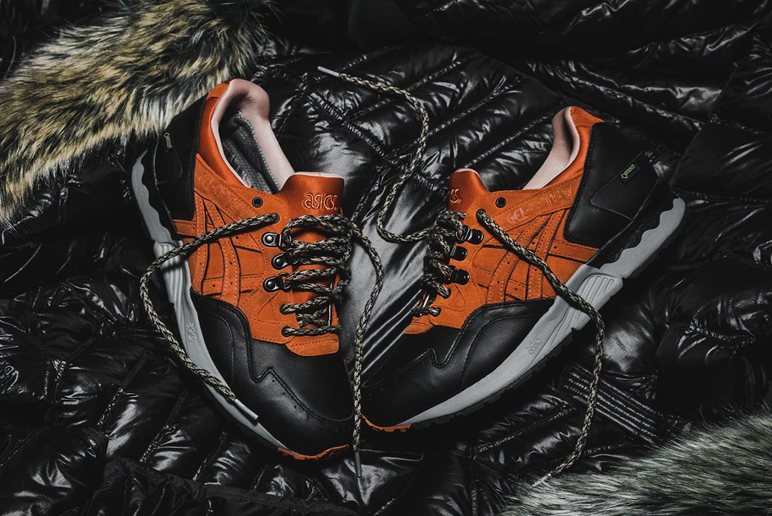Packer Shoes X Asics Gel Lyte V Scary Cold11