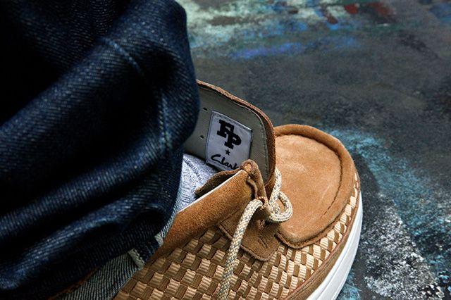 Footpatrol Clarks Sportswear Tawyer Fp Pack 5