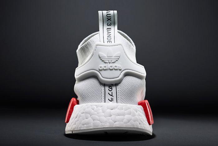 Adidas Nmd R1 Pk White Og10