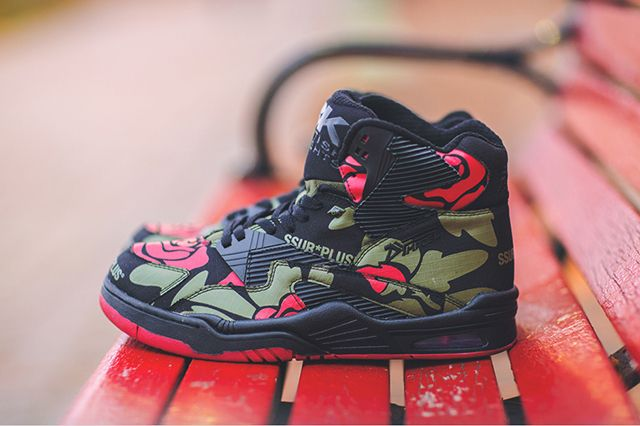 Ssur X British Knights Control Hi Rose Camo 2