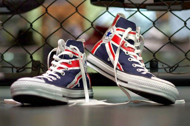 Converse Union Jack All Star 3 1