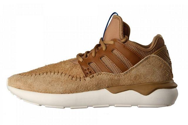 adidas Originals Tubular Moc Runner (Brown) - Sneaker Freaker