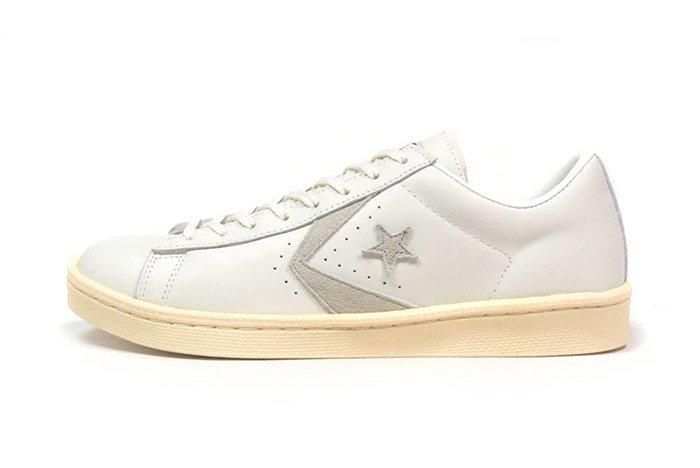Converse Pro Leather Low 76 Ox Limited Edition White Tan 1
