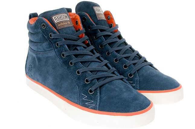 Adidas Ransom Valley Navy Orange 1