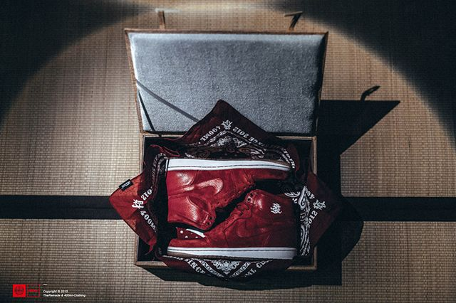 Air Jordan 1 Custom By The Remade 5