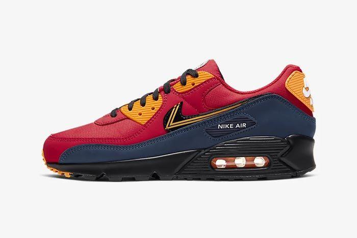 Nike Air Max 90 City Pack London Lateral