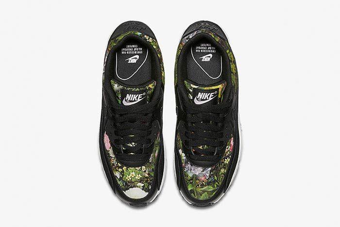 Nike Air Max 90 Womens Spring Garden 4