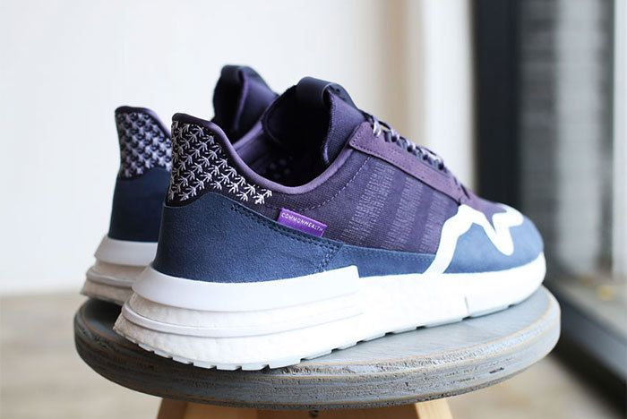 Adidas X Commonwealth Zx 500 Rm Family And Friends Sneaker Freaker5