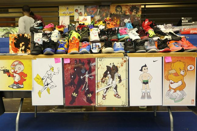 Sneaker Con Charlotte 2012 Jordans Anime 1