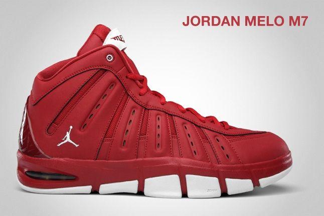 Jordan Melo M7 Red 3