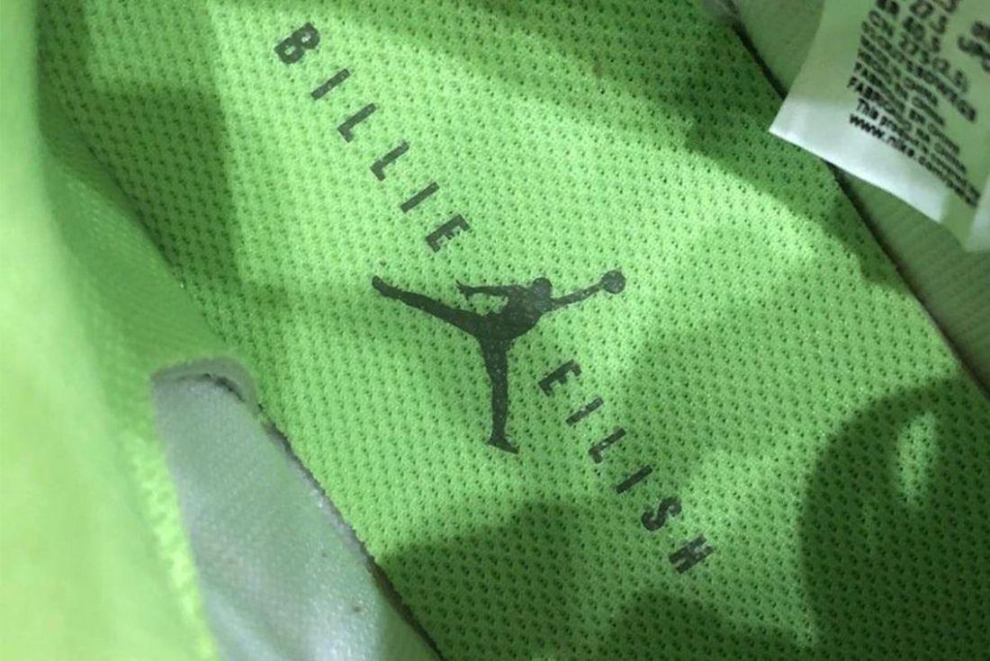 Billie Eilish x  Air Jordan 1 KO
