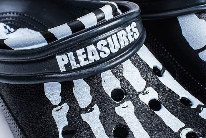 Pleasures Crocs Release Date Price 04