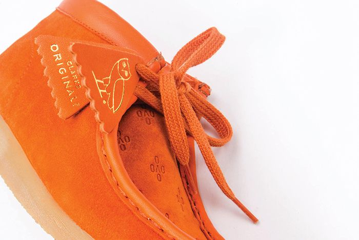 Ovo Clarks Wallabees 5