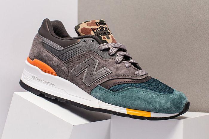 New Balance 997 Duck Camo Release Info 2 Sneaker Freaker