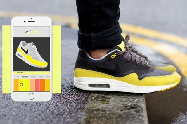 Sneaker Shift 1