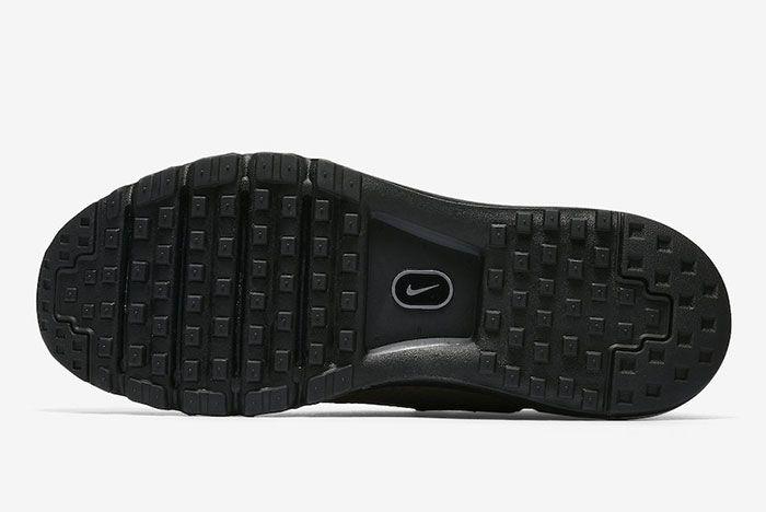 Nike Air Max Flair Medium Olive Black 2