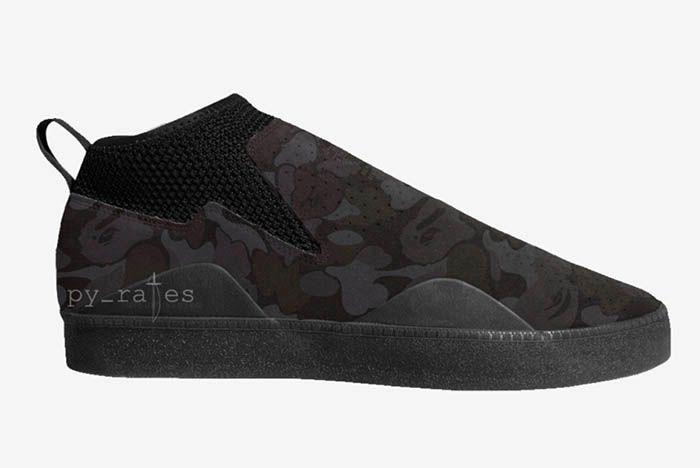 Bape Adidas Snow Collection 1