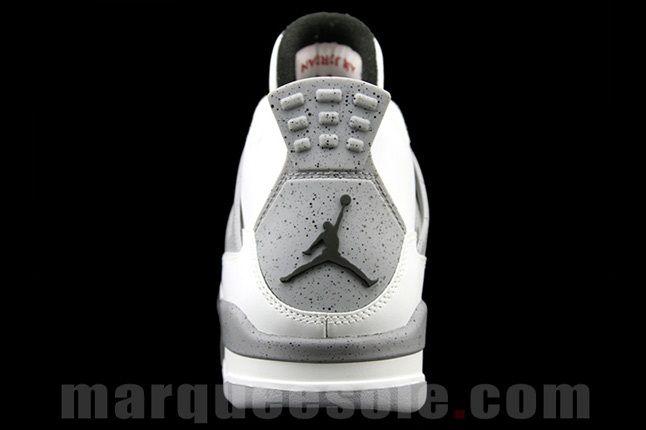 Air Jordan 4 White Cement 1 1