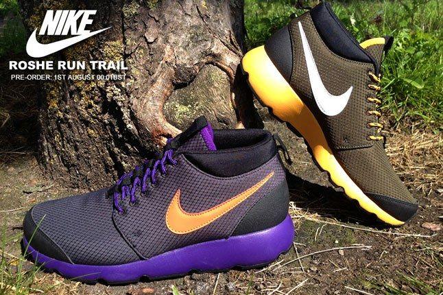 Nike Roshe Run Trail 3 2