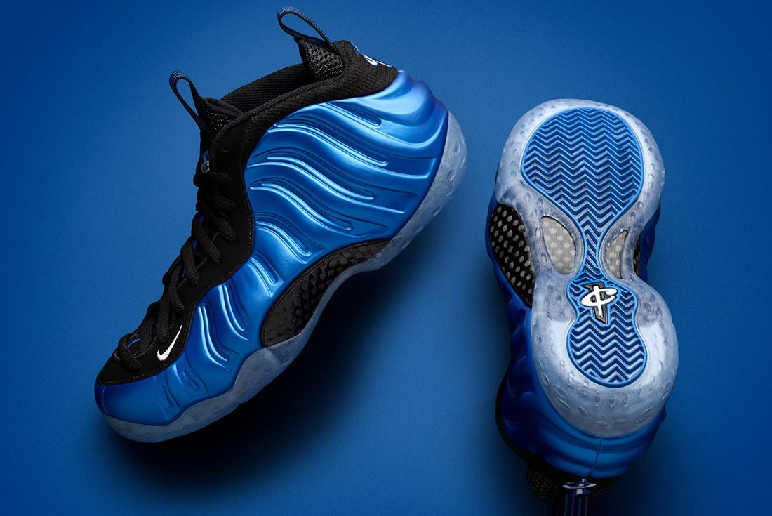 Nike Air Foamposite One 'Royal Blue'