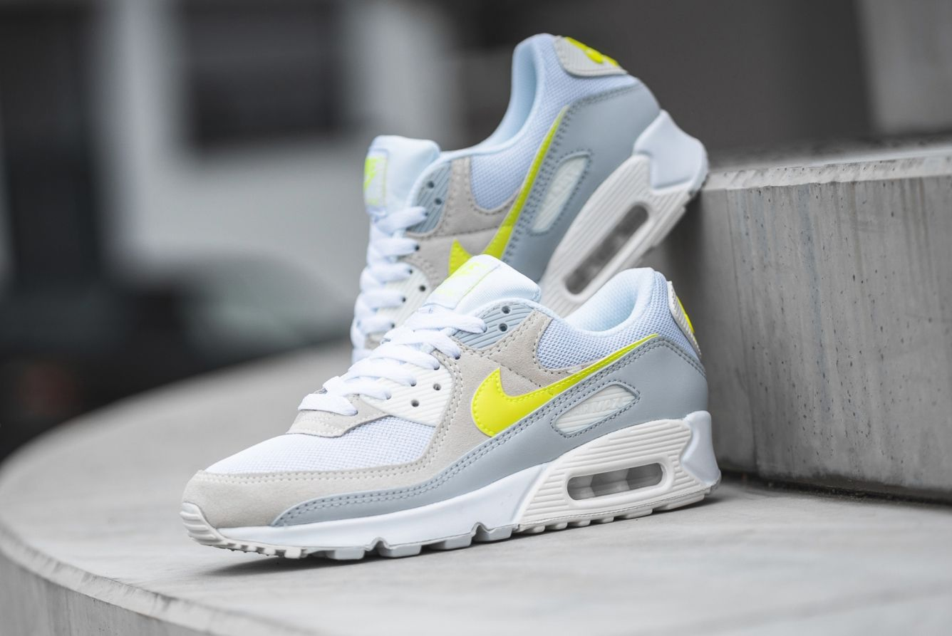 Nike Air Max 90 (Lemon Venom)