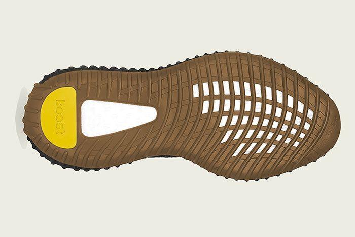Adidas Yeezy Boost 350 V2 Cinder Sole Shot