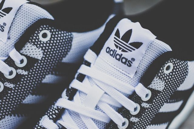 Adidas Zx Flux Weave White Black 5