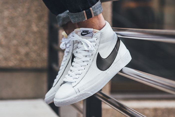Nike Blazer Mid Retro Leather
