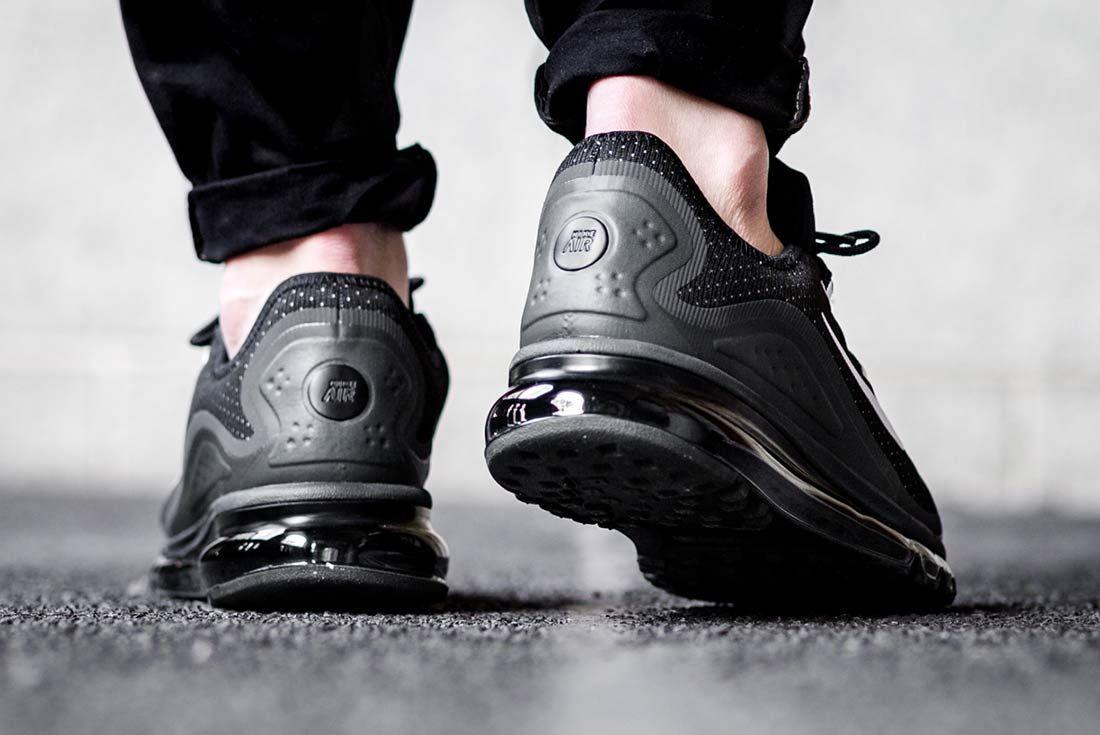 Nike Air Max More Triple Black 3