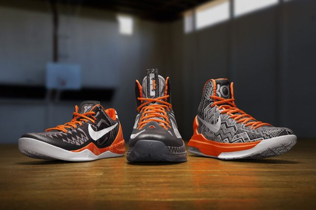 Nike Balck History Month Basketball Collection 1