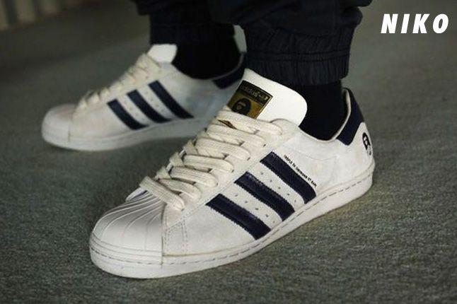 Niko Adidas Superstars 1