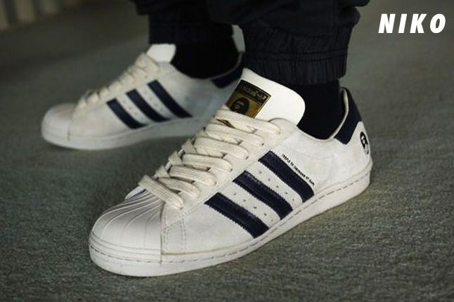 Niko Adidas Superstars 1