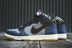 Nike Dunk High American Guitar Bumper Thumb