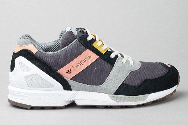 Adidas Originals Zx Blue 01 1