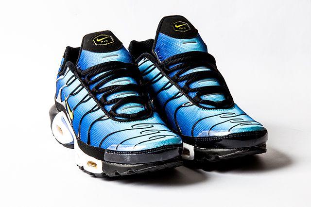 Nike Air Max Plus Hyper Blue 8
