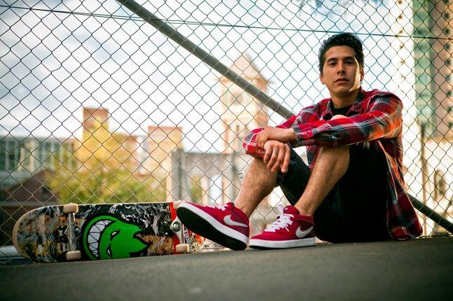 Omar Salazar Nike Sb9 1